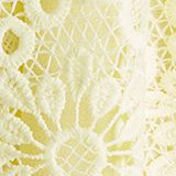 Floral lace dress, LIME YELLOW, swatch