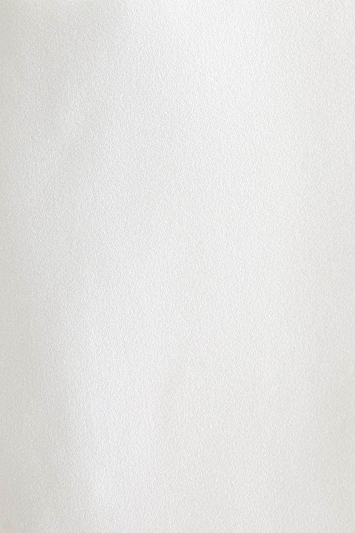 1-Knopf-Blazer mit Stretch, WHITE, detail image number 4