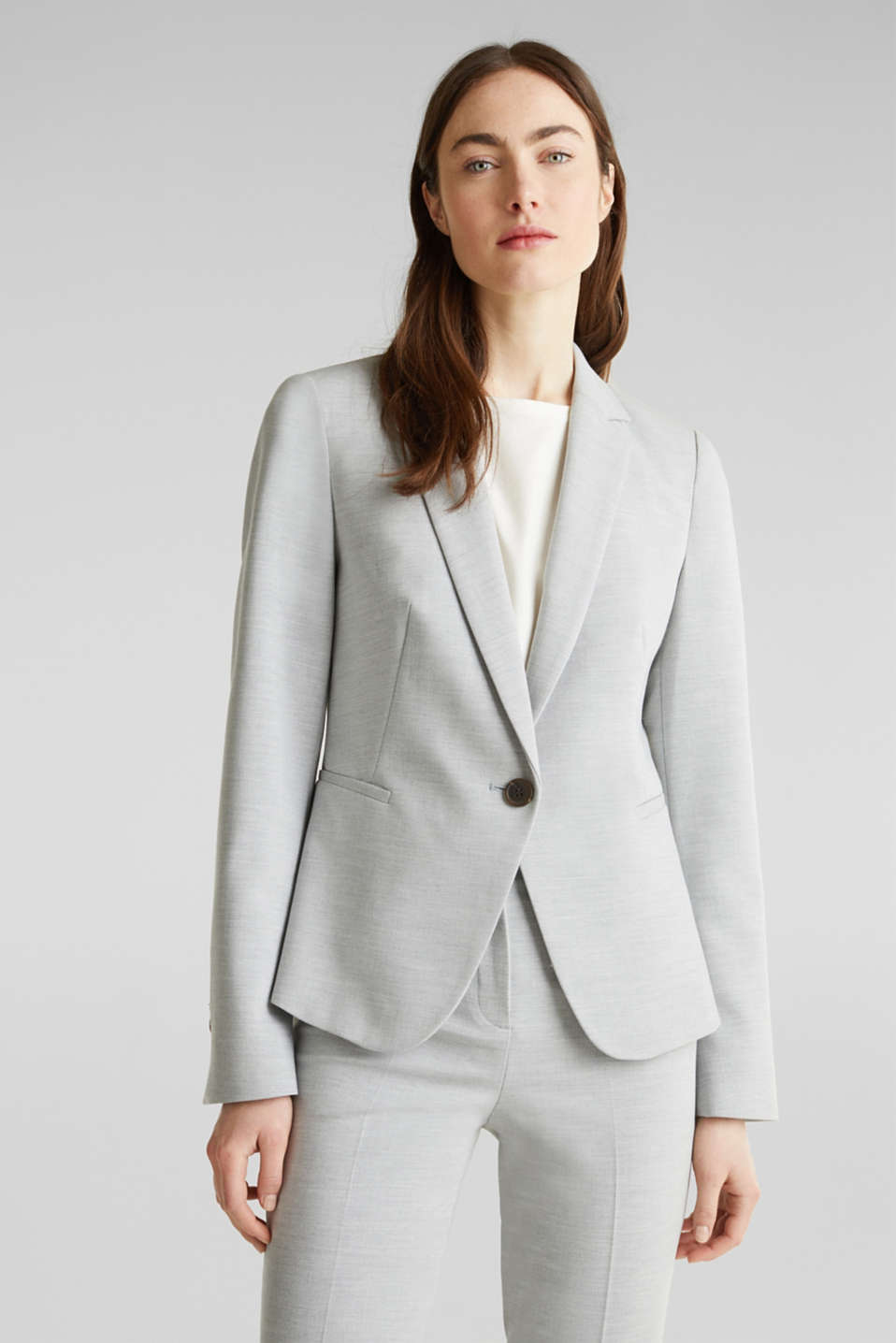 Esprit - SUMMER BIZ mix + match blazer