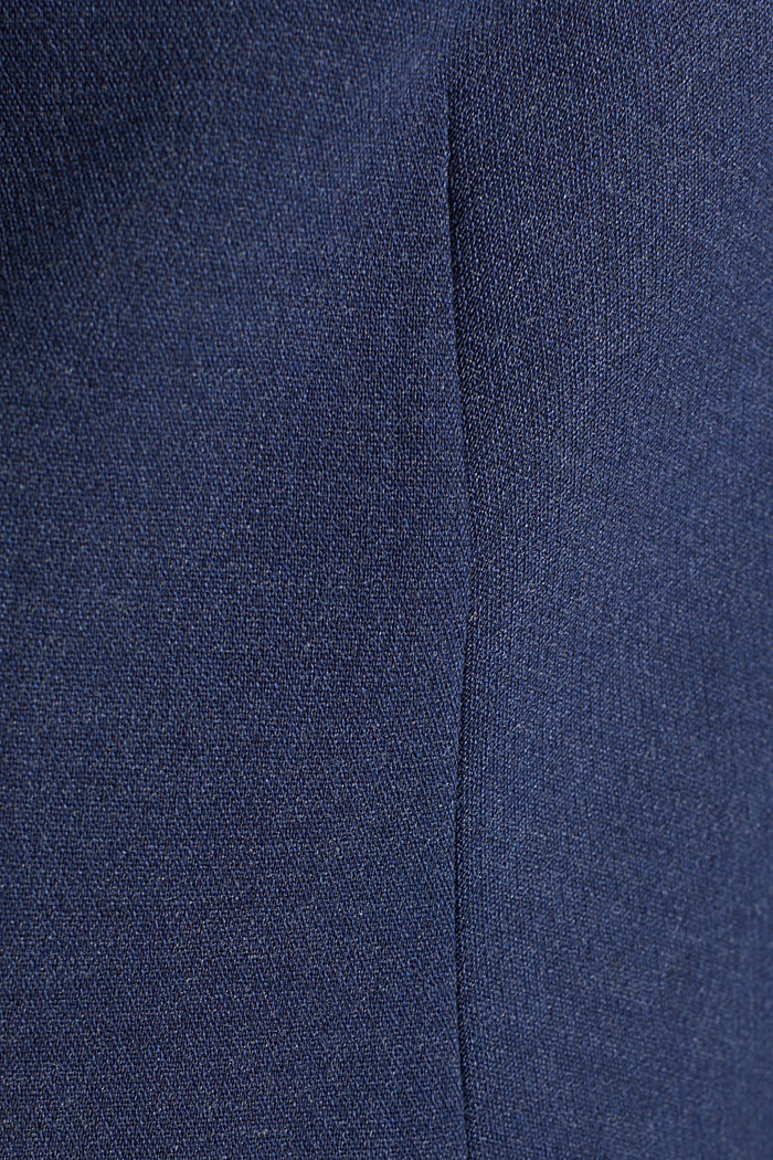 SUMMER BIZ Mix + Match Blazer, GREY BLUE, detail image number 4
