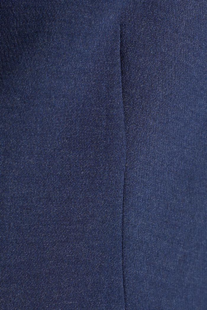 SUMMER BIZ mix + match blazer, GREY BLUE, detail image number 4
