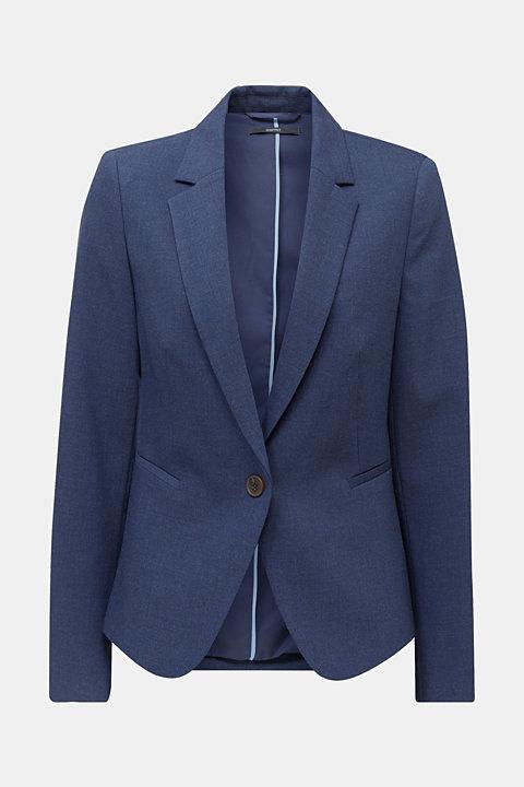 SUMMER BIZ mix + match blazer