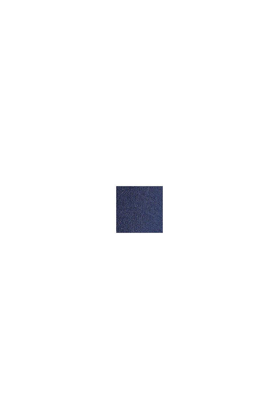SUMMER BIZ mix + match blazer, GREY BLUE, swatch