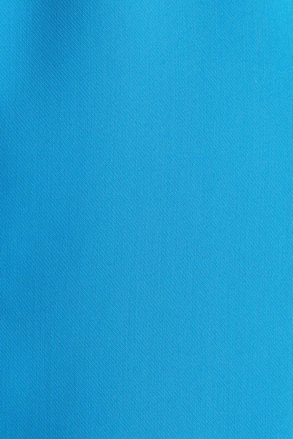 SHIMMER mix + match stretch blazer, DARK TURQUOISE, detail image number 4