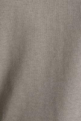 Top with a satin pocket, GUNMETAL, detail