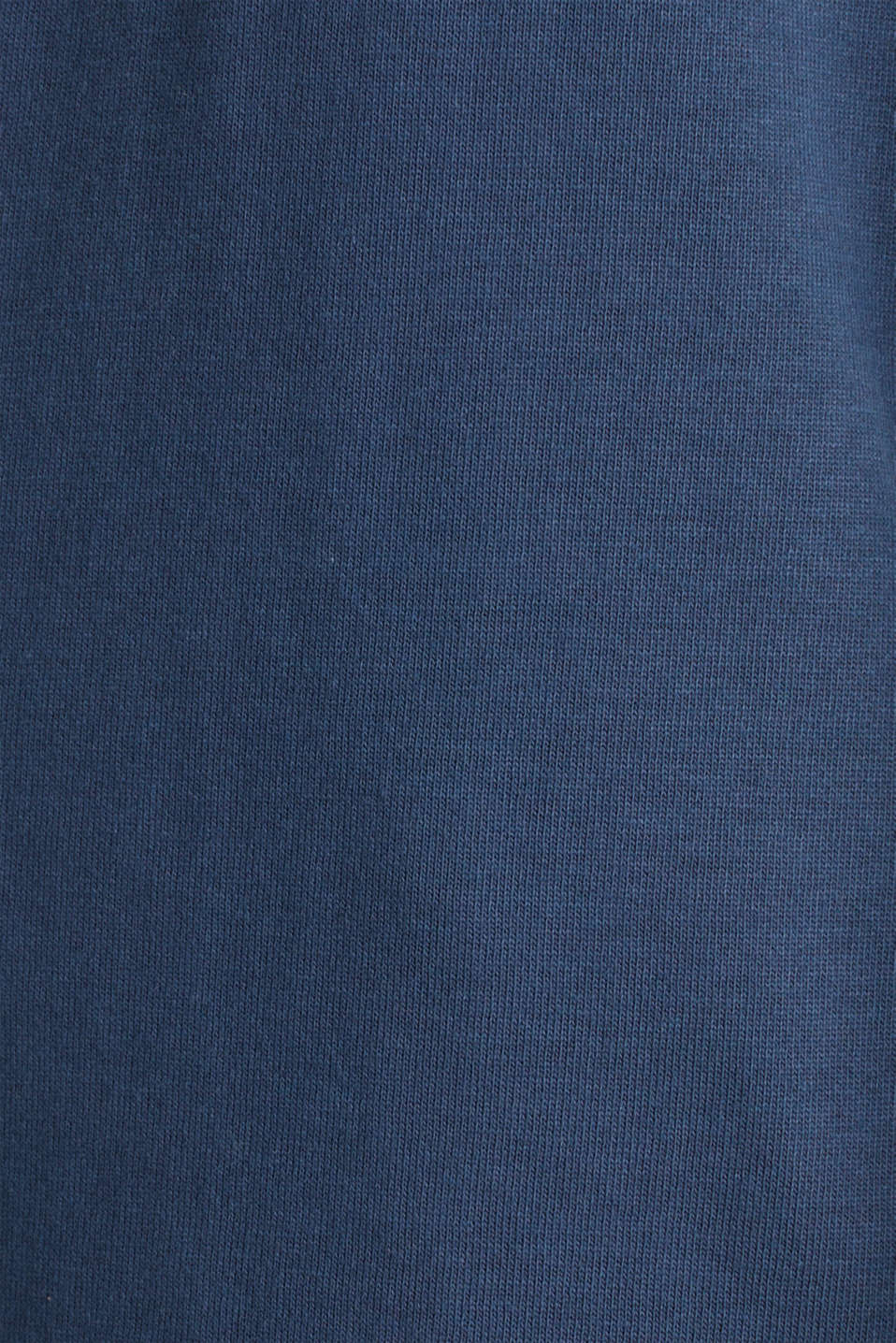 Fashion T-Shirt, PETROL BLUE 2, detail image number 4