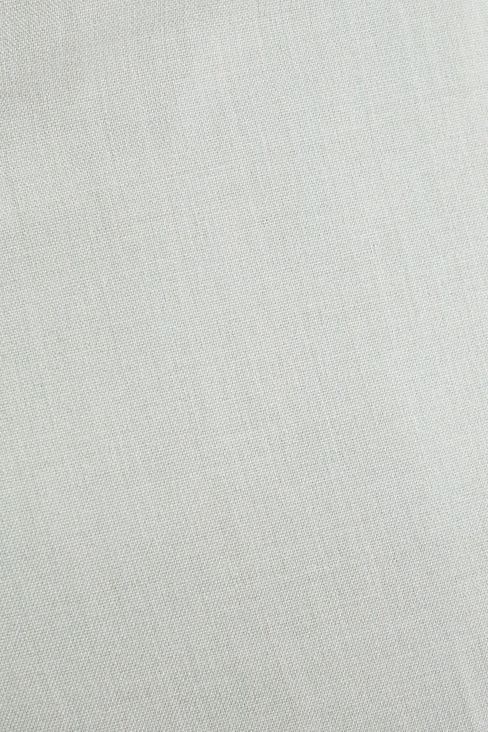 FINE MELANGE mix + match trousers, PASTEL GREEN, detail image number 5