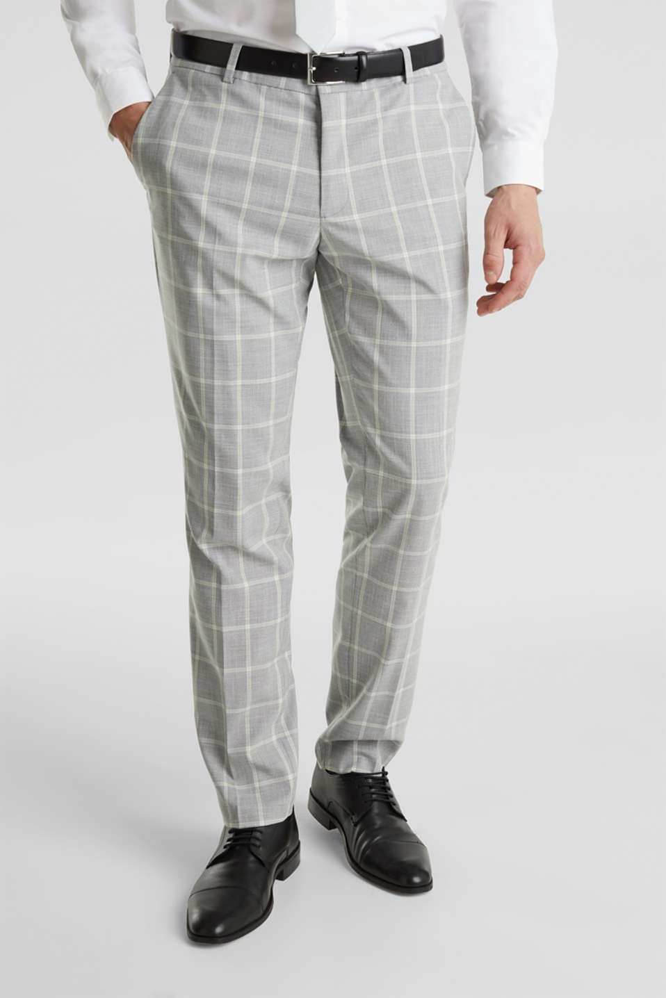 Esprit - SUMMER CHECK mix + match broek