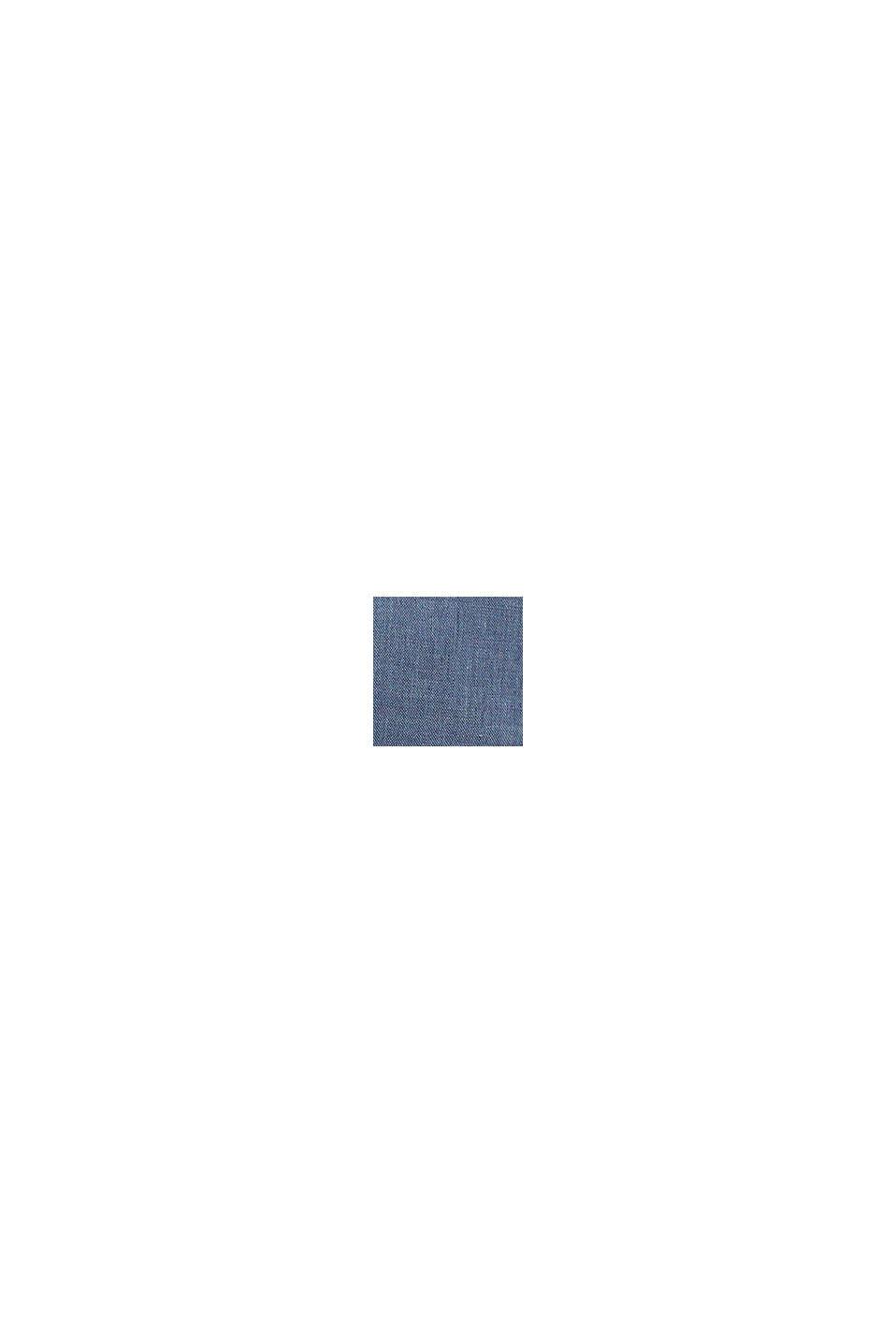FIL-A-FIL In misto lino: giacca da completo, BLUE, swatch