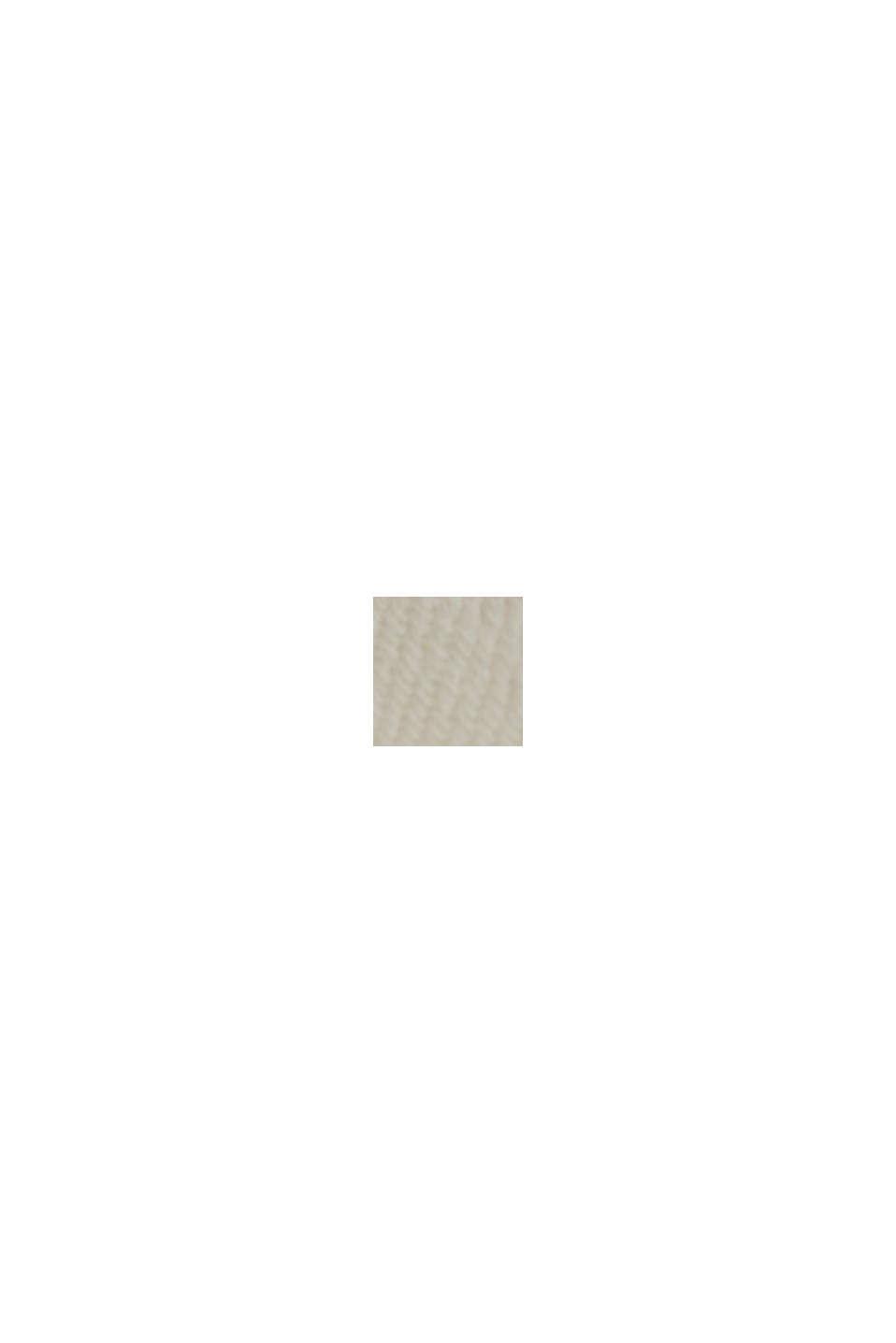 Stretch-Hose aus Organic Cotton, WHITE, swatch