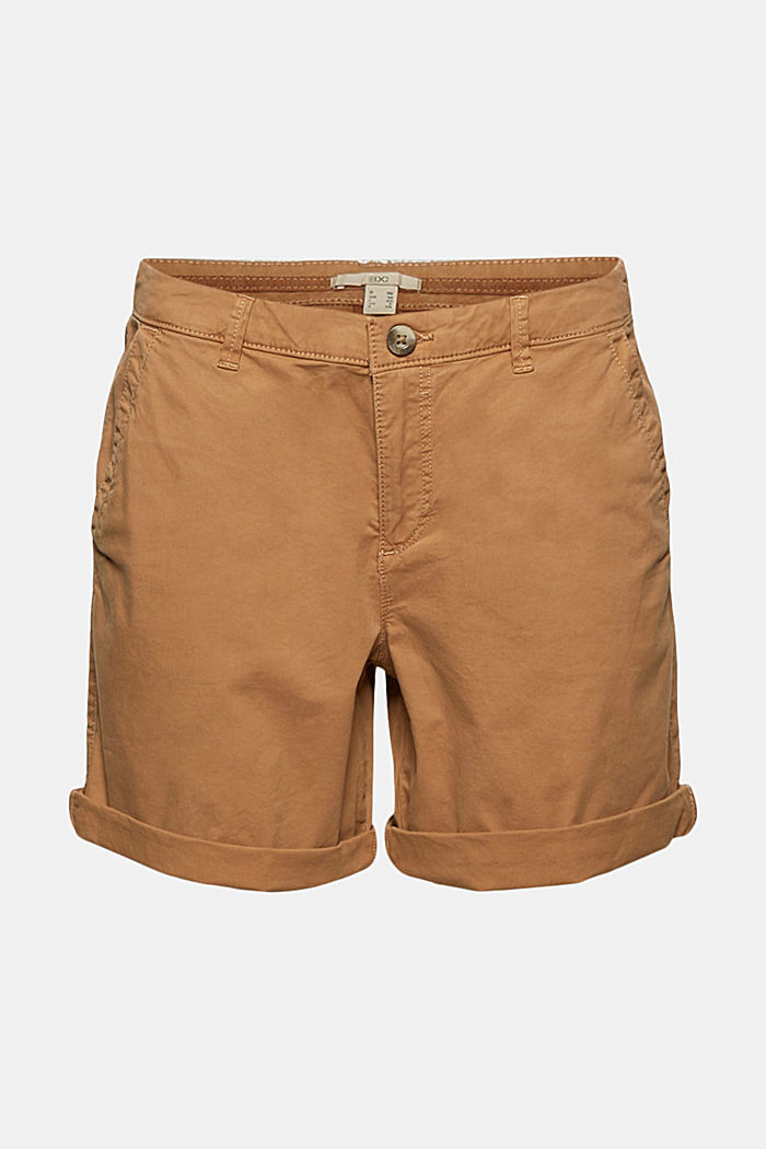 Chino-Shorts aus Organic Cotton