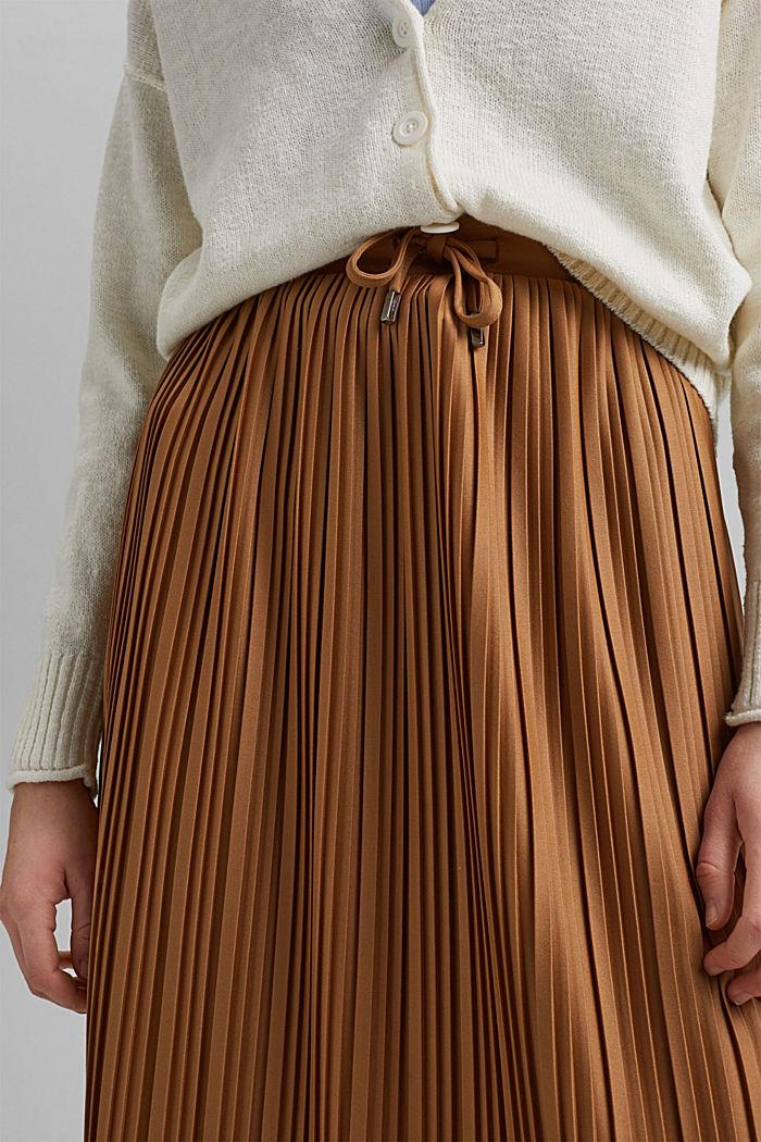 Fashion Skirt, CARAMEL, detail image number 2