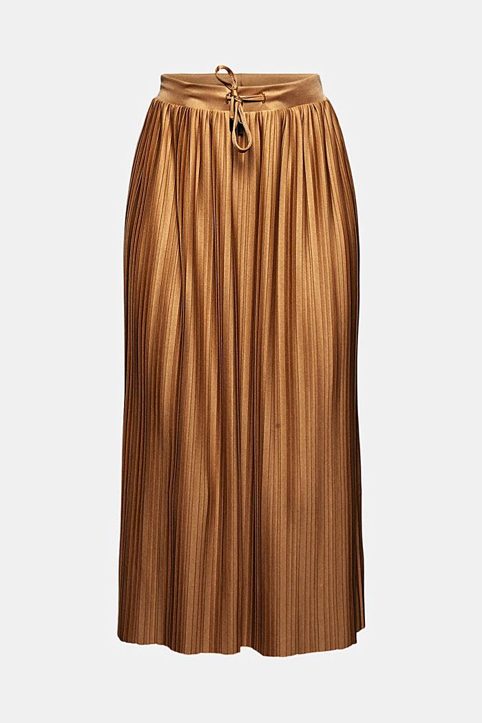 Fashion Skirt, CARAMEL, detail image number 7