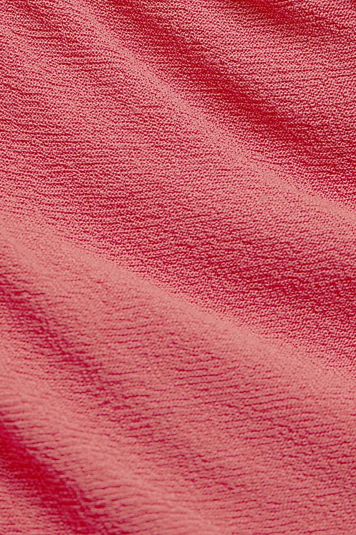 Blusenkleid mit Print, LENZING™ ECOVERO™, BLUSH, detail image number 4