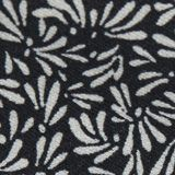 LENZING™ ECOVERO™: Crêpe-Kleid aus Jersey, NAVY, swatch