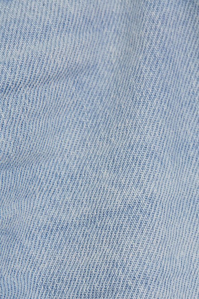 Pants denim, BLUE BLEACHED, detail image number 5