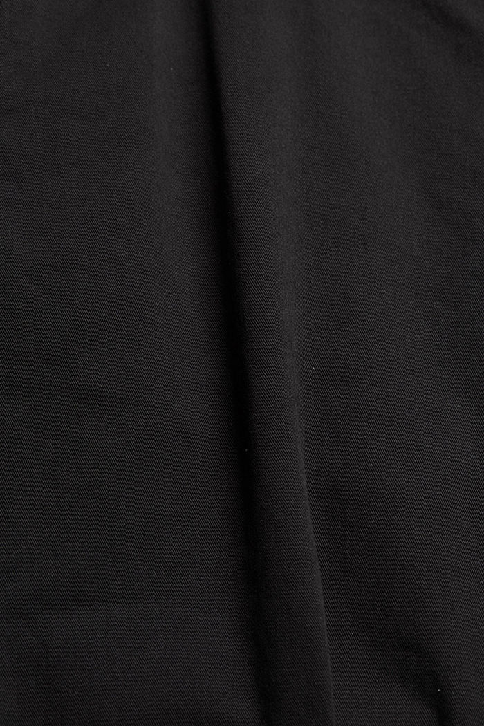 Trousers, ANTHRACITE, detail image number 4