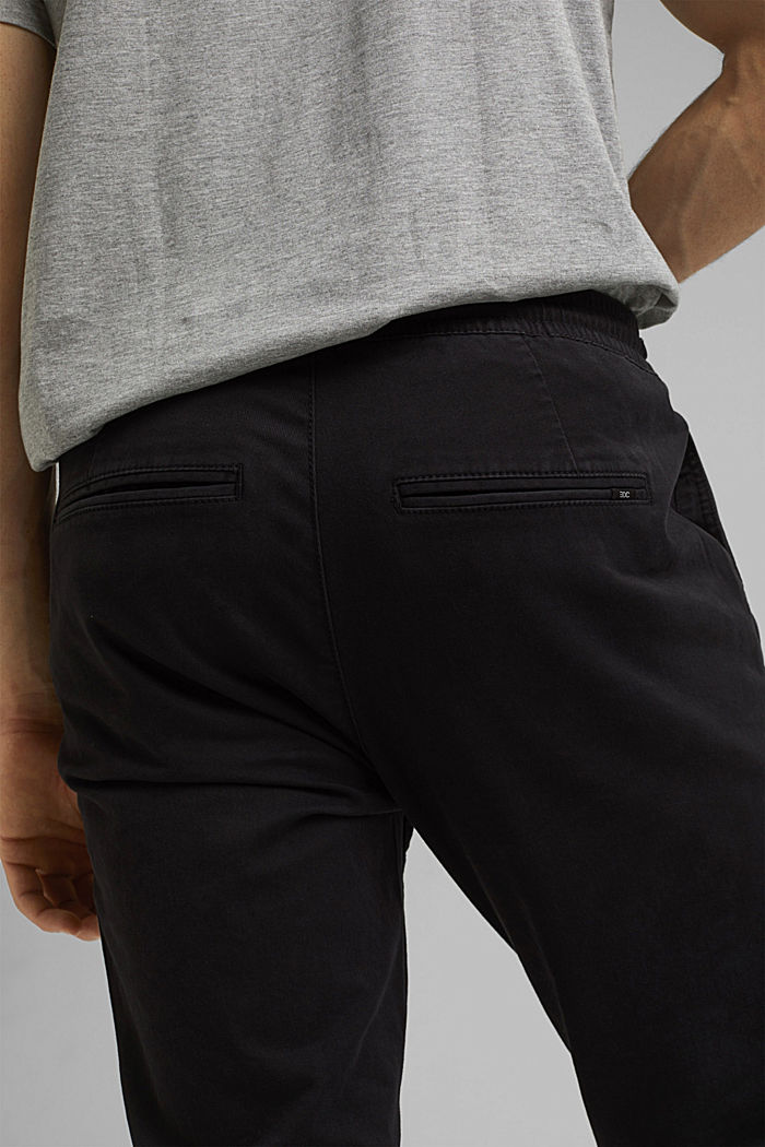 Trousers, ANTHRACITE, detail image number 5