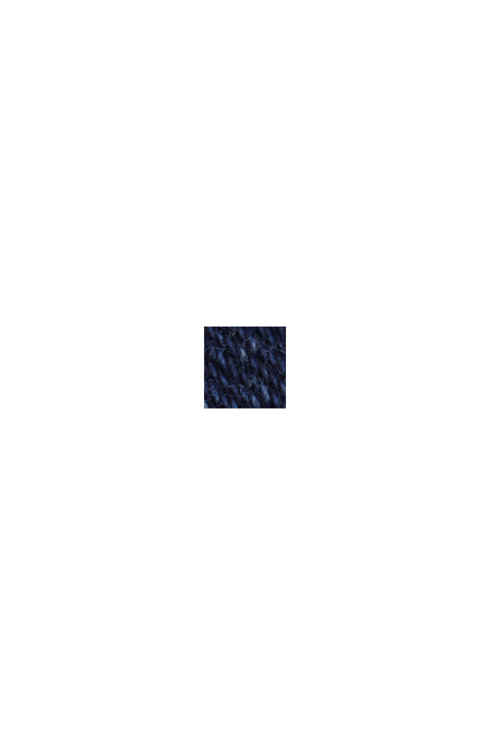 Joggertyyliset farkkushortsit, BLUE DARK WASHED, swatch