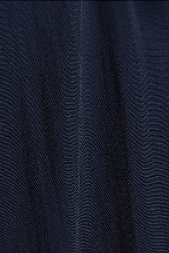 Outdoor jacket, NAVY, detail image number 4