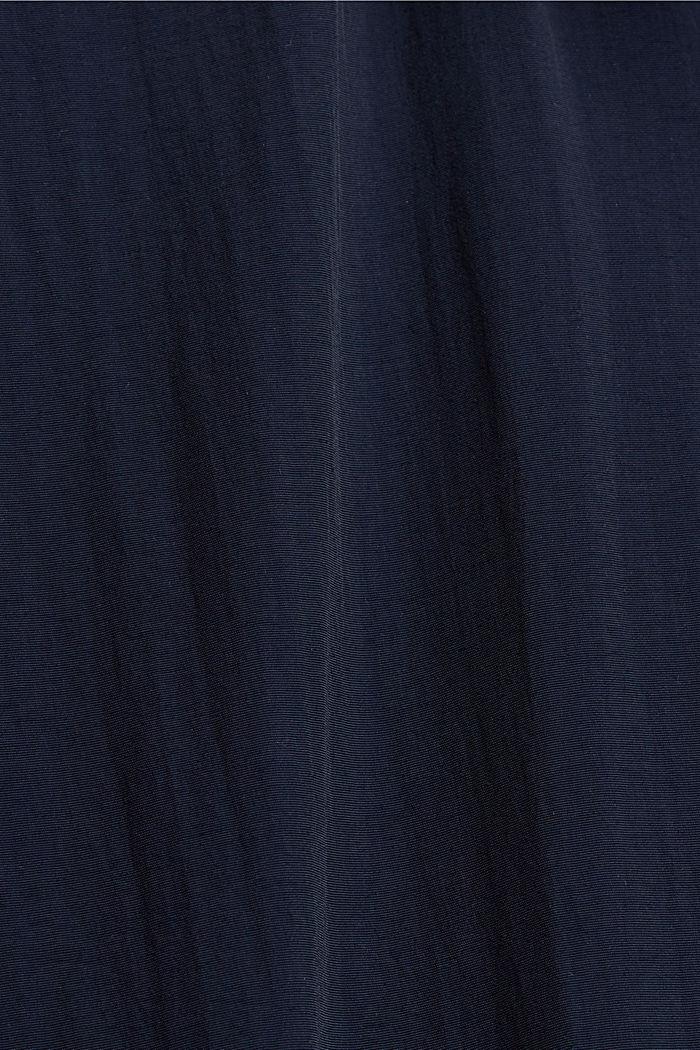 Wasserabweisende Übergangsjacke, NAVY, detail image number 4