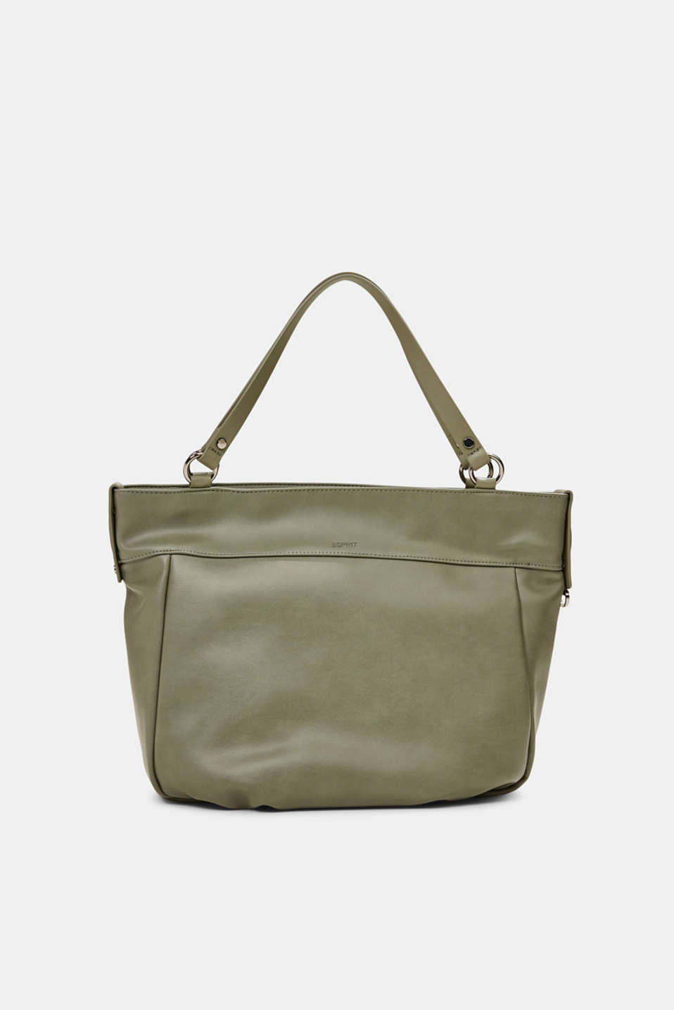 Esprit - Vegan: borsa shopper in similpelle