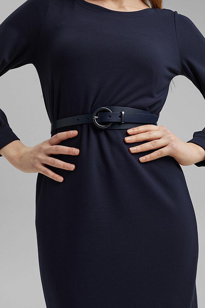 Taillengürtel aus Echtleder