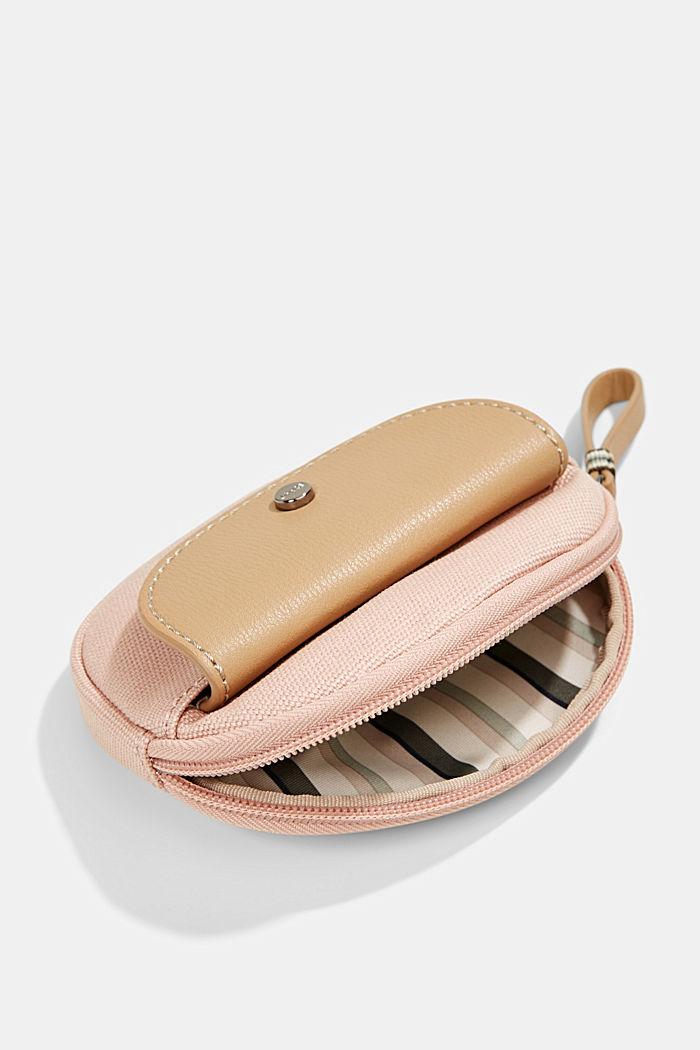 Susie T.: Canvas zip pouch, vegan