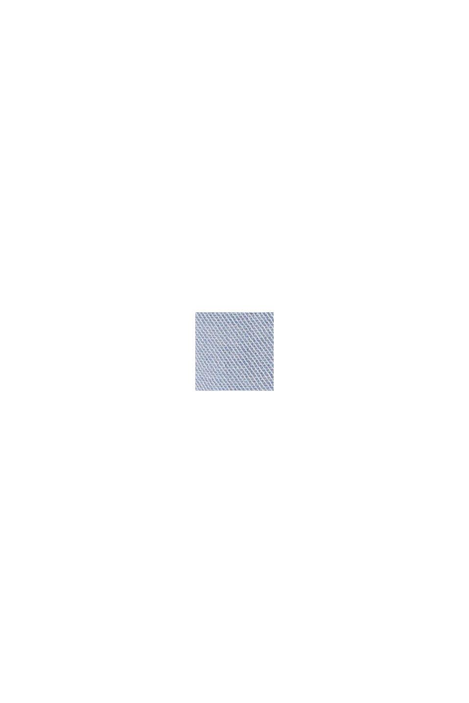 Chino à teneur en fibre stretch innovante, PASTEL BLUE, swatch