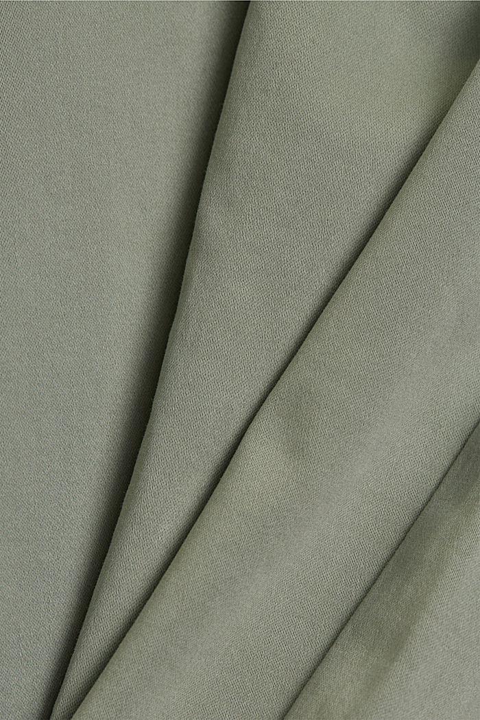Capri-Hose mit Superstretch-Komfort, LIGHT KHAKI, detail image number 4