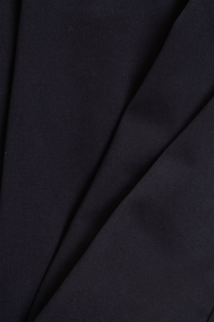 Capri-Hose mit Superstretch-Komfort, NAVY, detail image number 4