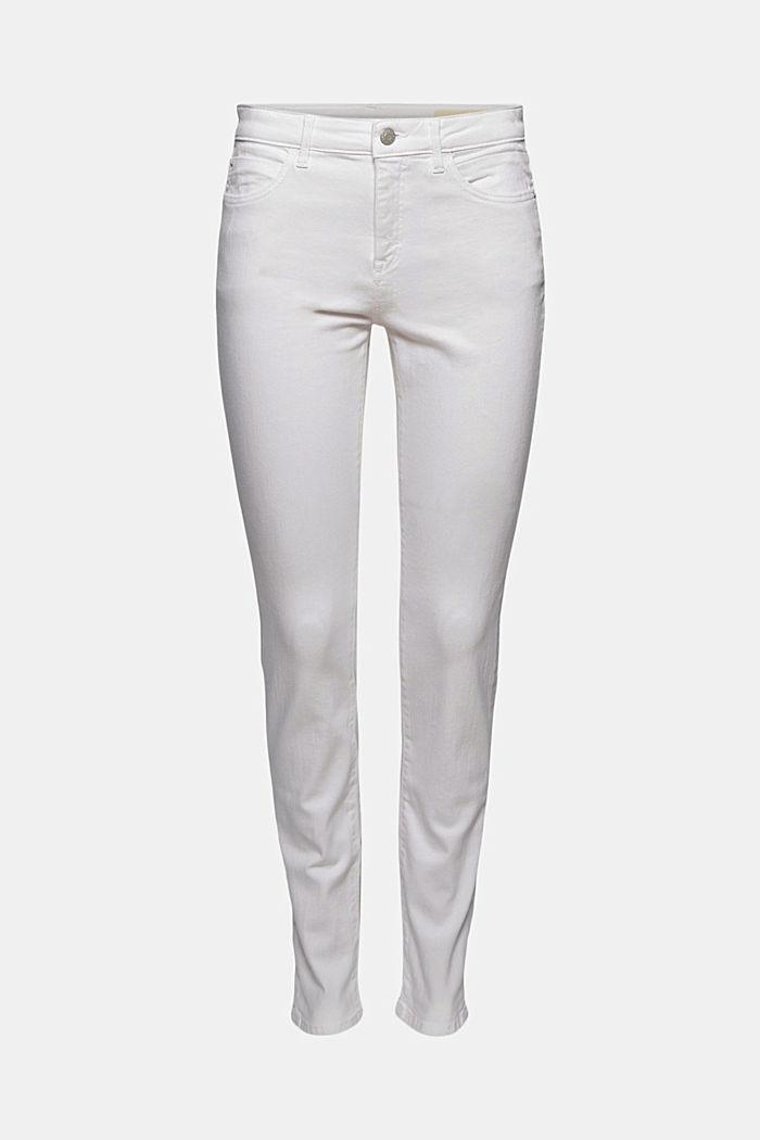 Stretch-Jeans aus Bio-Baumwolle