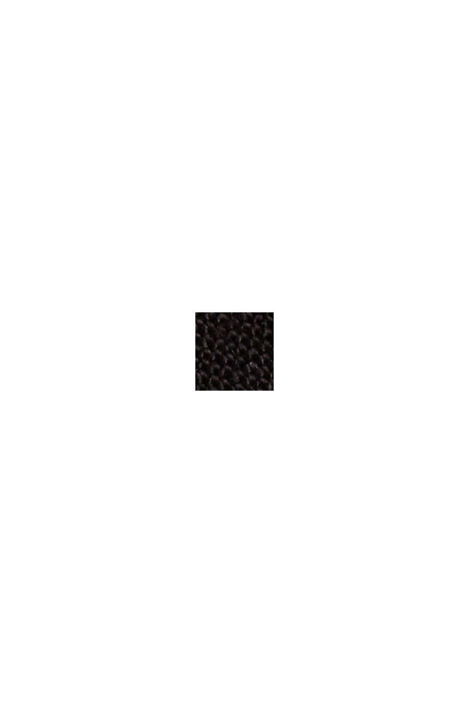Pellavaa: suoralahkeiset verkkarihousut, BLACK, swatch