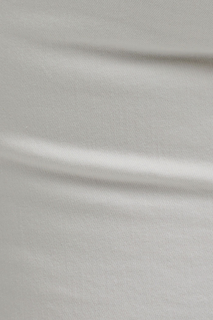CURVY Shaping-Jeans mit Organic Cotton, WHITE, detail image number 4