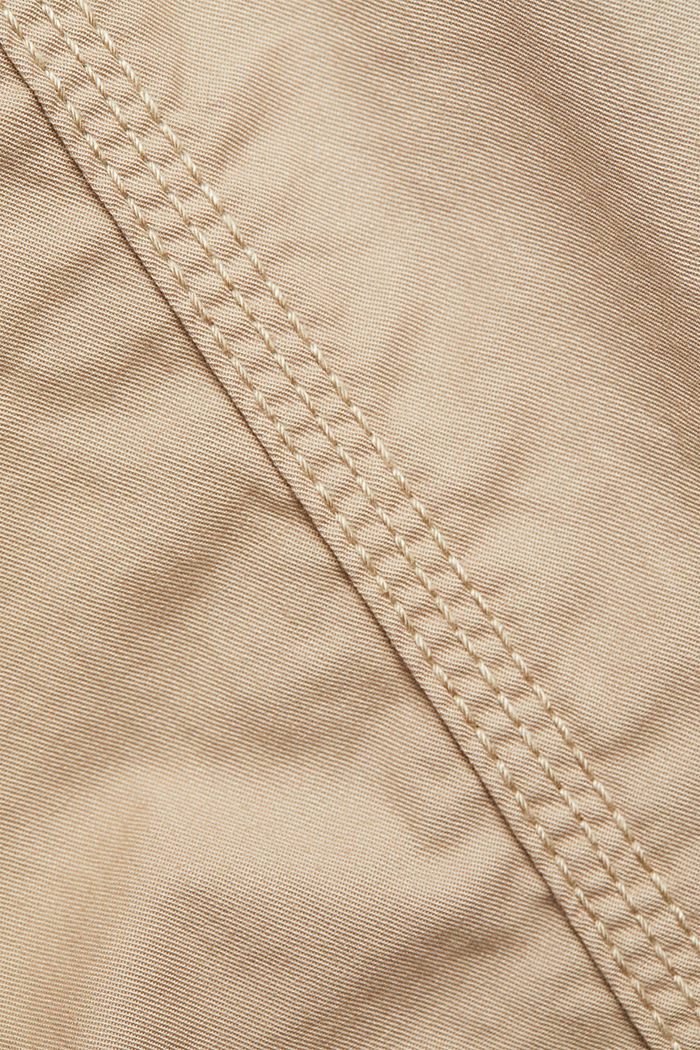 PLAY cargo trousers, 100% organic cotton, BEIGE, detail image number 4