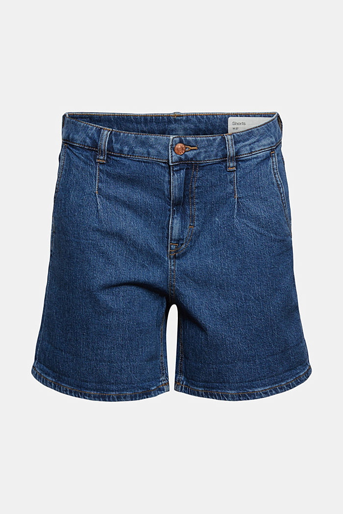 Jeans-Shorts aus Organic Cotton