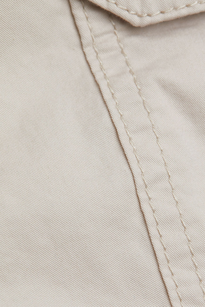 PLAY Shorts aus Organic Cotton, SAND, detail image number 4