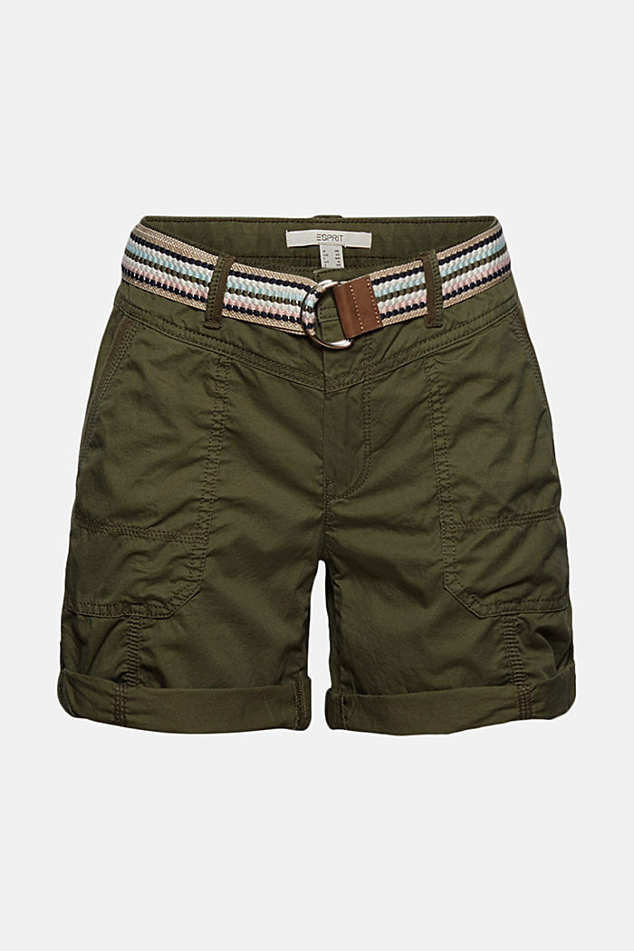 PLAY Shorts aus Organic Cotton