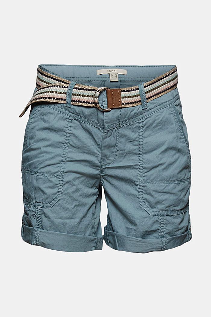 PLAY shorts made of organic cotton