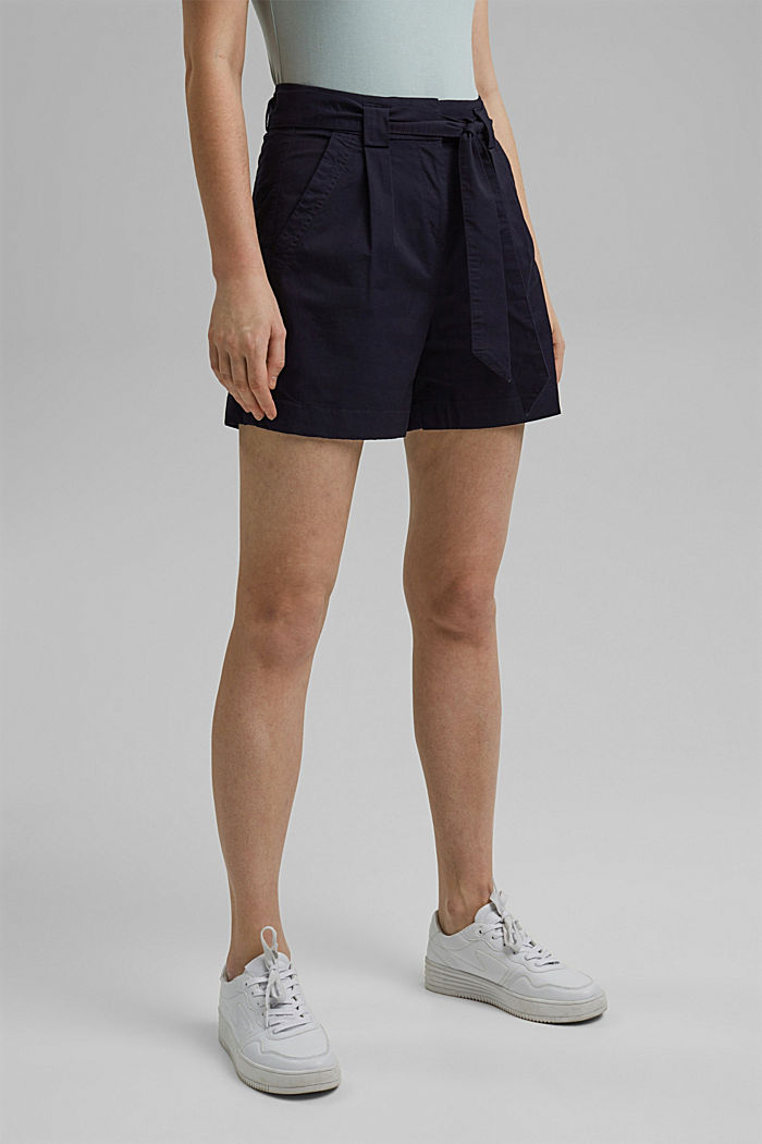 Shorts woven, NAVY, detail image number 0