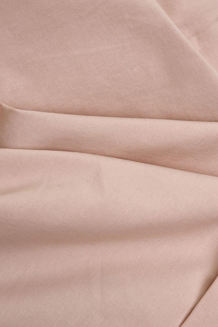 Short stretch à ceinture tressée, NUDE, detail image number 4
