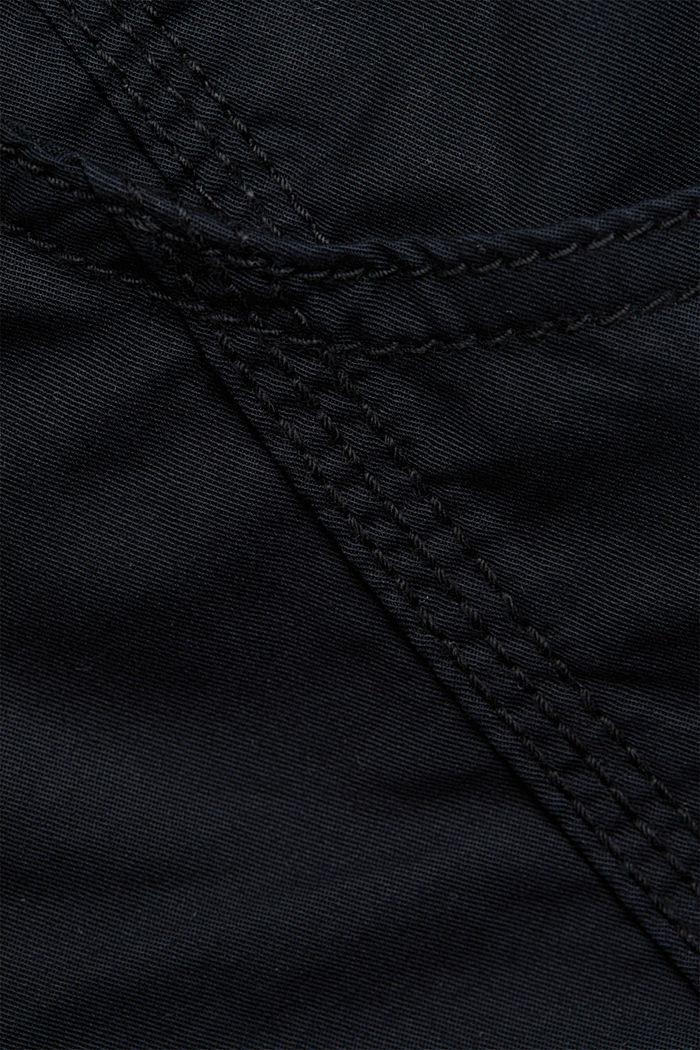PLAY shorts made of 100% organic cotton, BLACK, detail image number 4