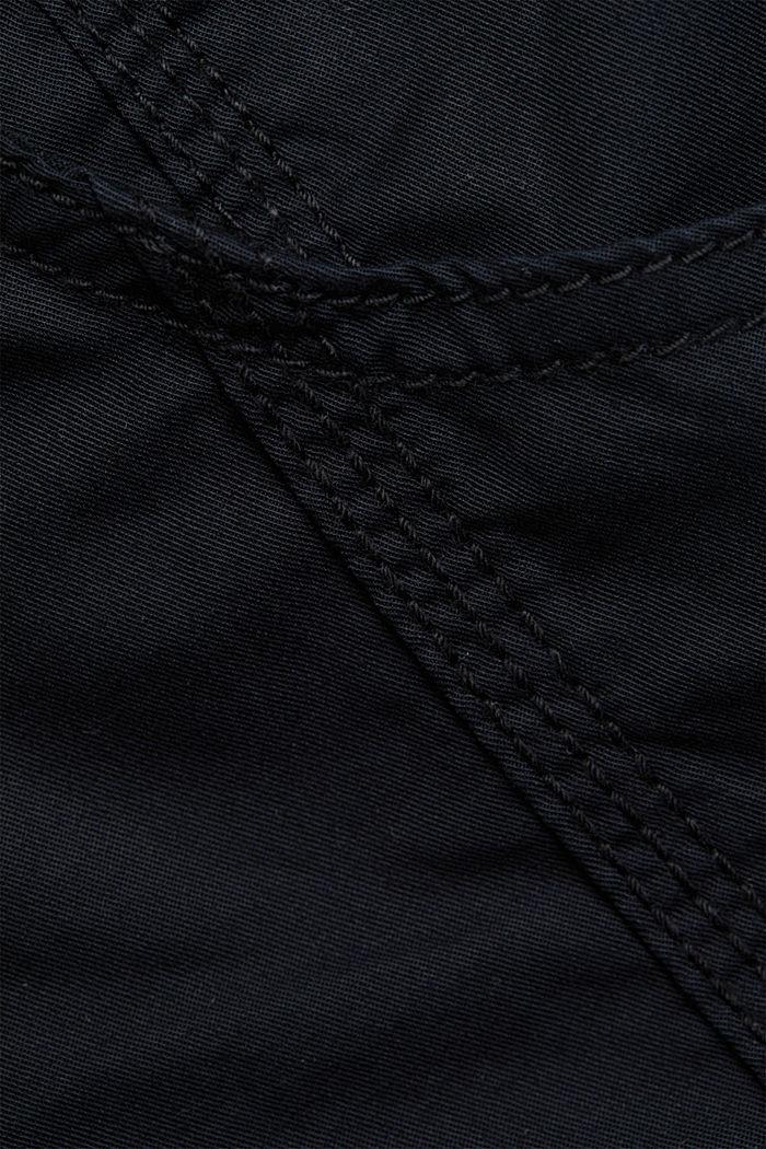 PLAY Shorts aus 100% Organic Cotton, BLACK, detail image number 4