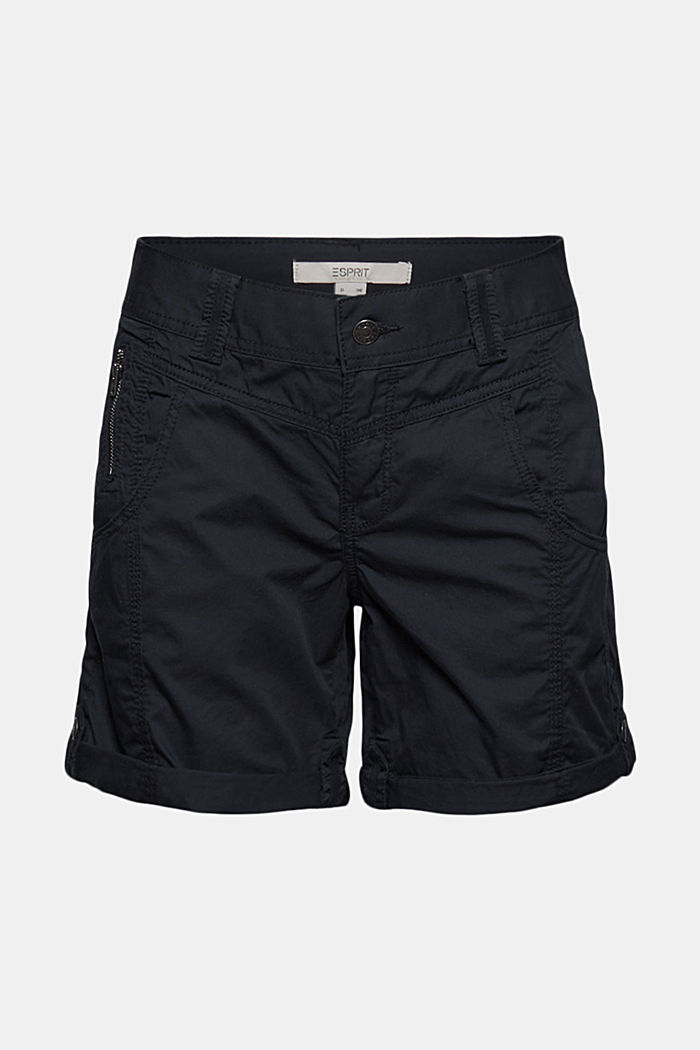 PLAY shorts made of 100% organic cotton, BLACK, detail image number 6