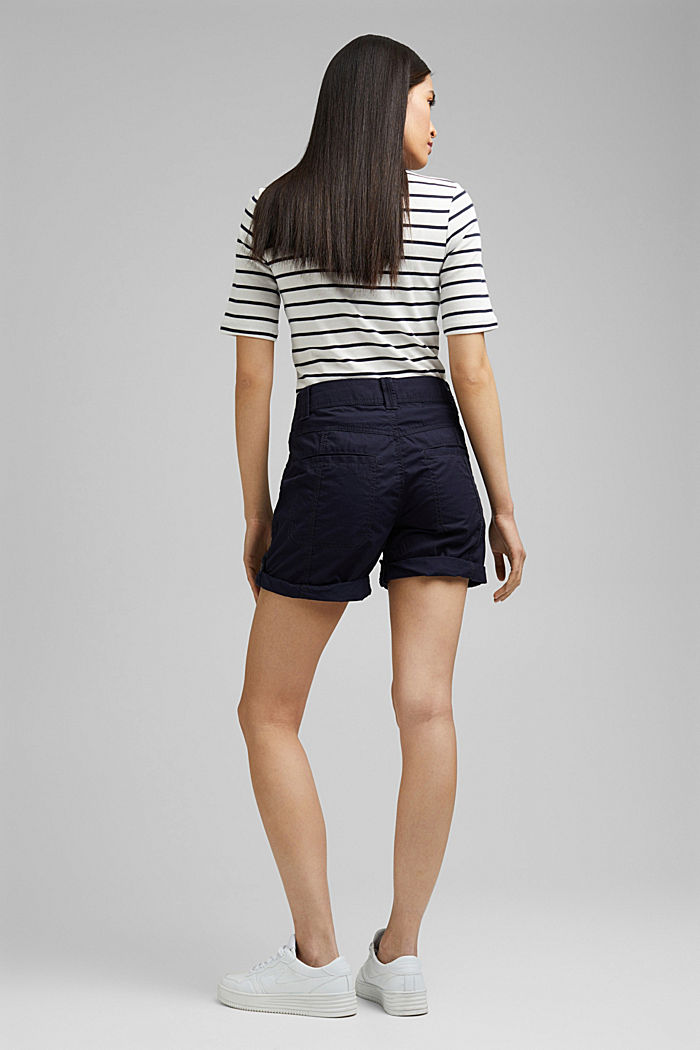PLAY shorts made of 100% organic cotton, NAVY, detail image number 3