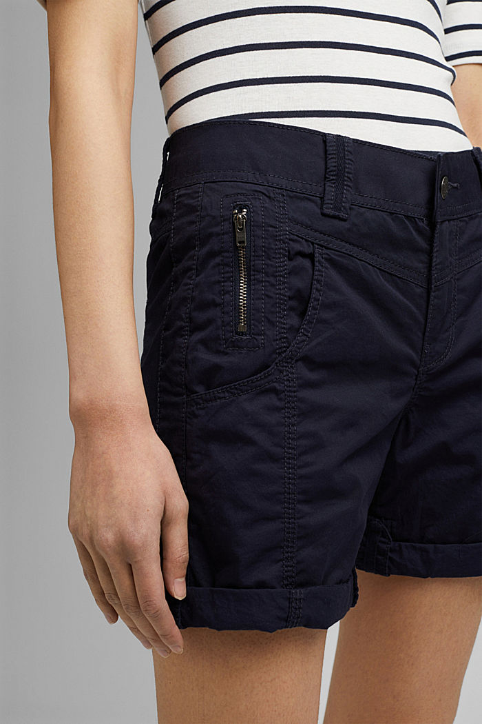 PLAY shorts made of 100% organic cotton, NAVY, detail image number 2