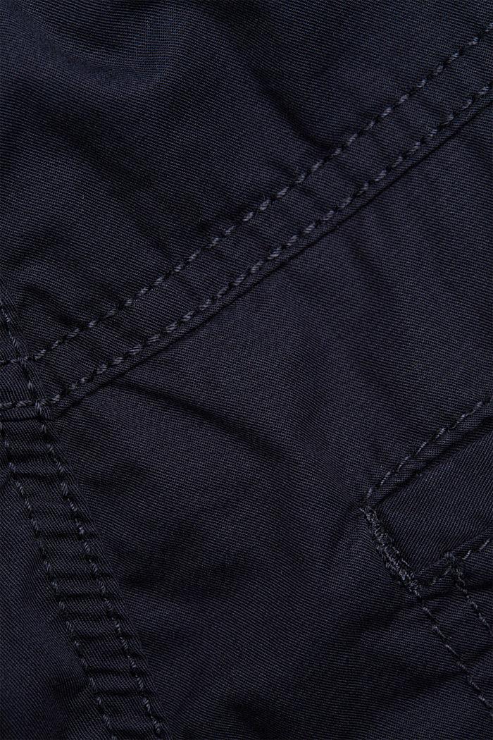 PLAY Shorts af 100% økologisk bomuld, NAVY, detail image number 4