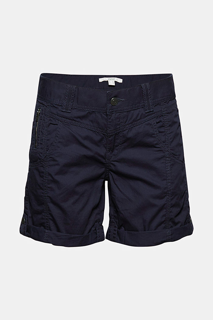 PLAY shorts made of 100% organic cotton, NAVY, detail image number 5