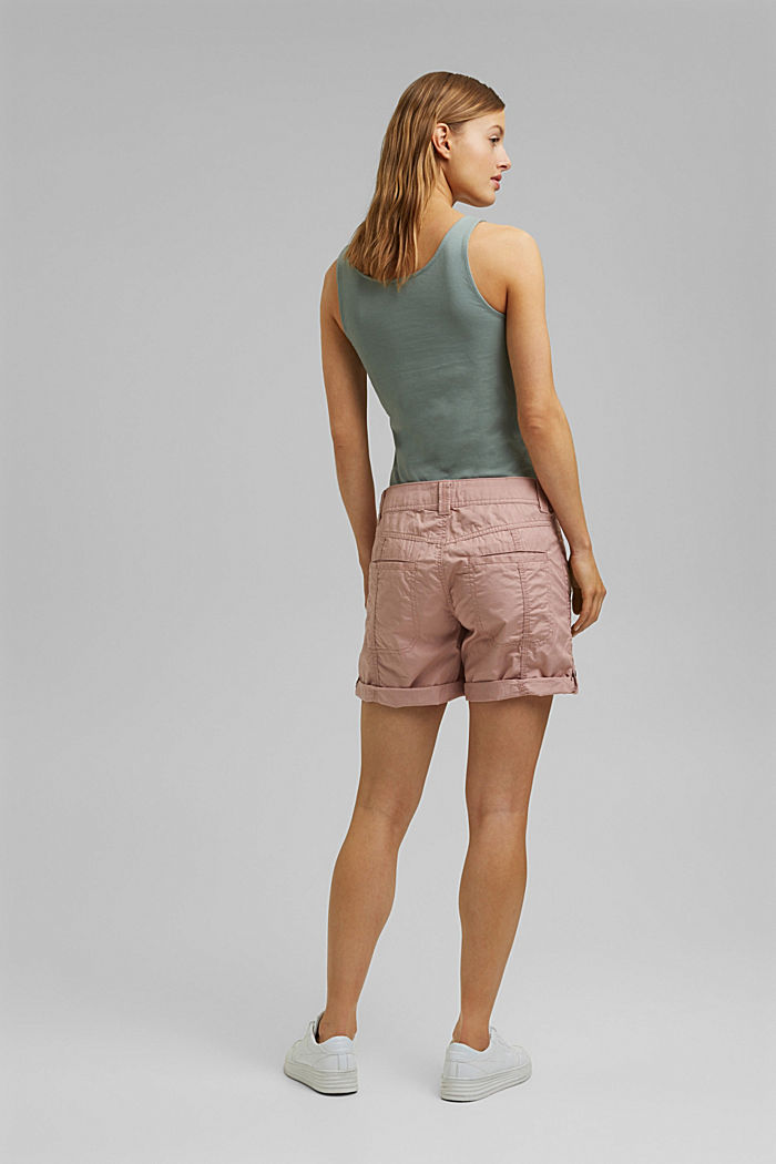 PLAY Shorts aus 100% Organic Cotton, OLD PINK, detail image number 3