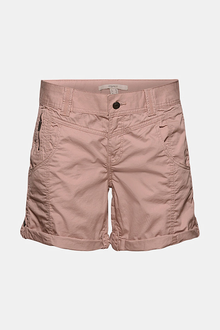 PLAY Shorts aus 100% Organic Cotton, OLD PINK, detail image number 6